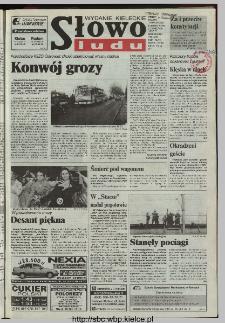 Słowo Ludu 1997, XLVIII, nr 92 (kieleckie W1)