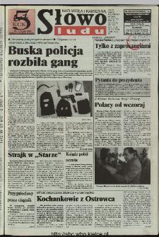 Słowo Ludu 1997, XLVIII, nr 93 (Nad Wisłą i Kamienną)