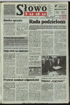 Słowo Ludu 1997, XLVIII, nr 94 (kieleckie W1)