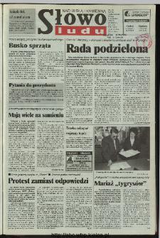 Słowo Ludu 1997, XLVIII, nr 94 (Nad Wisłą i Kamienną)