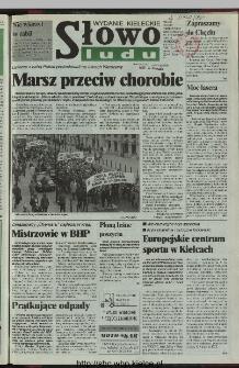 Słowo Ludu 1997, XLVIII, nr 97 (kieleckie W1)