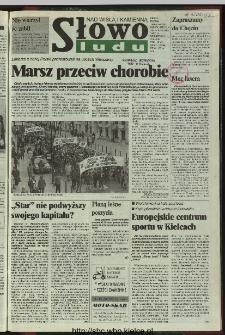 Słowo Ludu 1997, XLVIII, nr 97 (Nad Wisłą i Kamienną)