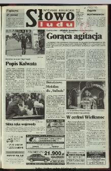 Słowo Ludu 1997, XLVIII, nr 98 (kieleckie W1)