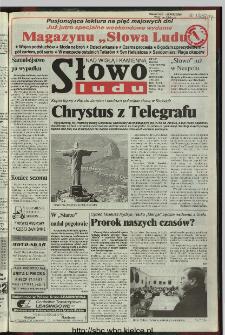 Słowo Ludu 1997, XLVIII, nr 99 (Nad Wisłą i Kamienną)