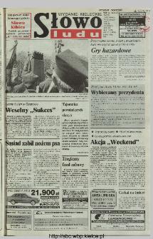 Słowo Ludu 1997, XLVIII, nr 101 (kieleckie W1)