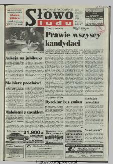 Słowo Ludu 1997, XLVIII, nr 101 (radomskie)
