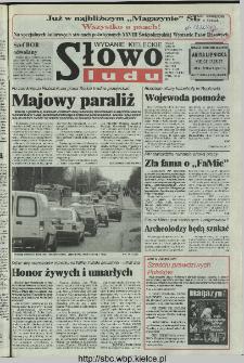 Słowo Ludu 1997, XLVIII, nr 104 (kieleckie W1)