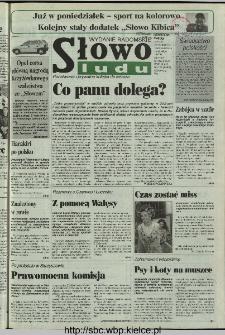 Słowo Ludu 1997, XLVIII, nr 106 (radomskie)