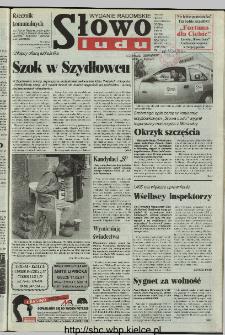 Słowo Ludu 1997, XLVIII, nr 109 (radomskie)
