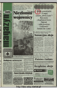 Słowo Ludu 1997, XLVIII, nr 111 (magazyn)