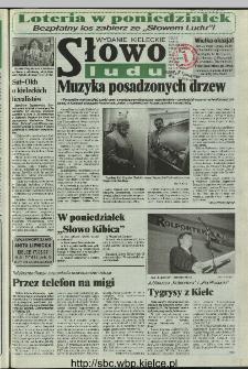 Słowo Ludu 1997, XLVIII, nr 112 (kieleckie W1)