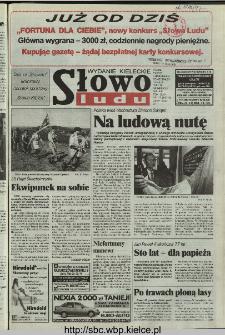 Słowo Ludu 1997, XLVIII, nr 113 (kieleckie W1)