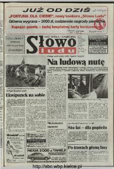 Słowo Ludu 1997, XLVIII, nr 113 (Nad Wisłą i Kamienną)