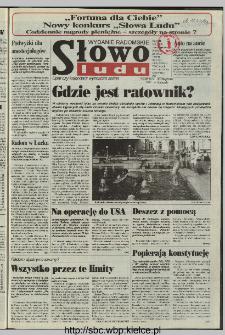 Słowo Ludu 1997, XLVIII, nr 114 (radomskie)