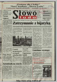 Słowo Ludu 1997, XLVIII, nr 116 (kieleckie W1)