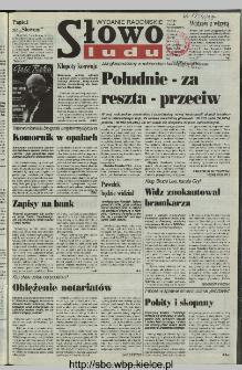 Słowo Ludu 1997, XLVIII, nr 120 (radomskie)