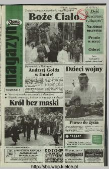 Słowo Ludu 1997, XLVIII, nr 122 (magazyn)