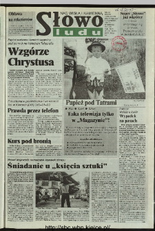 Słowo Ludu 1997, XLVIII, nr 129 (Nad Wisłą i Kamienną)