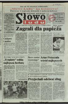 Słowo Ludu 1997, XLVIII, nr 131 (kieleckie W1)