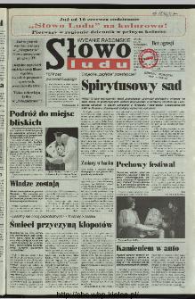 Słowo Ludu 1997, XLVIII, nr 131 (radomskie)