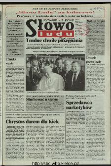 Słowo Ludu 1997, XLVIII, nr 132 (kieleckie W1)