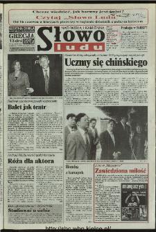 Słowo Ludu 1997, XLVIII, nr 133 (kieleckie W3)