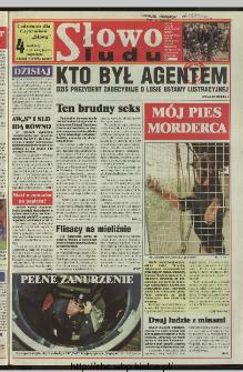 Słowo Ludu 1997, XLVIII, nr 138 (wydanie AB)
