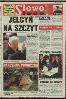 Słowo Ludu 1997, XLVIII, nr 141 (wydanie ABC)