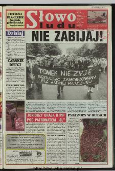 Słowo Ludu 1997, XLVIII, nr 143 (wydanie ABC)