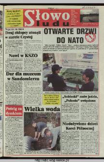 Słowo Ludu 1997, XLVIII, nr 156 (wydanie ABC)