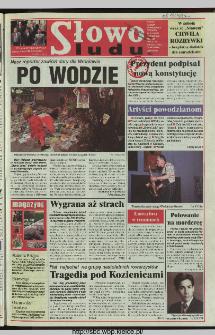 Słowo Ludu 1997, XLVIII, nr 163 (wydanie ABC)