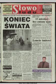 Słowo Ludu 1997, XLVIII, nr 166 (wydanie AB)