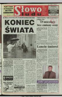 Słowo Ludu 1997, XLVIII, nr 166 (wydanie ABC)