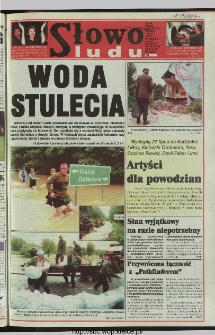 Słowo Ludu 1997, XLVIII, nr 167 (wydanie AB)