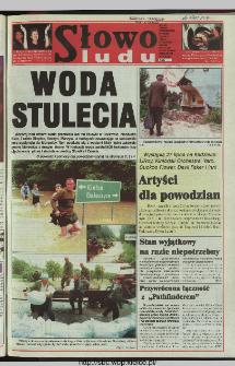 Słowo Ludu 1997, XLVIII, nr 167 (wydanie ABC)