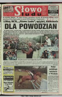 Słowo Ludu 1997, XLVIII, nr 172 (wydanie A)