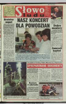 Słowo Ludu 1997, XLVIII, nr 173 (wydanie ABC)