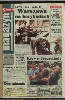 Słowo Ludu 1997, XLVIII, nr 176 (magazyn)