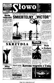 Słowo Ludu 1997, XLVIII, nr 178 (wydanie AB)