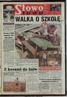 Słowo Ludu 1997, XLVIII, nr 180 (wydanie ABC)