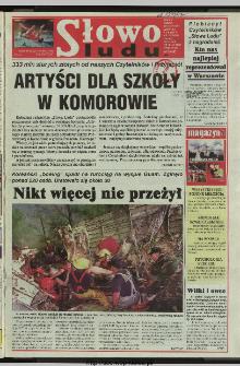 Słowo Ludu 1997, XLVIII, nr 181 (wydanie AB)