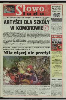 Słowo Ludu 1997, XLVIII, nr 181 (wydanie ABC)