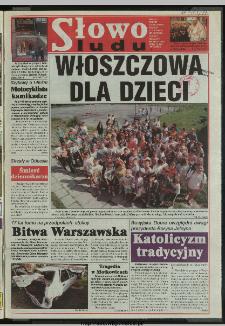 Słowo Ludu 1997, XLVIII, nr 185 (wydanie A)
