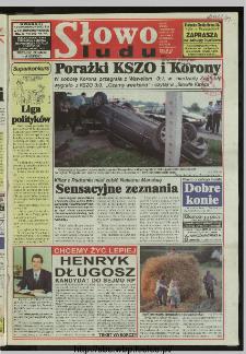 Słowo Ludu 1997, XLVIII, nr 189 (wydanie ABC)