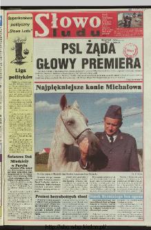 Słowo Ludu 1997, XLVIII, nr 191 (wydanie ABC)