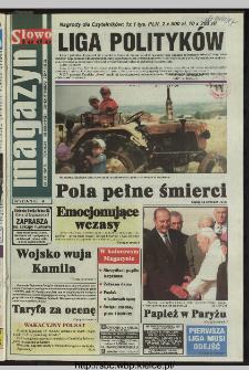 Słowo Ludu 1997, XLVIII, nr 193 (magazyn)