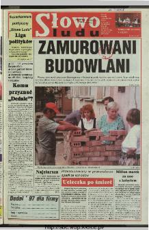 Słowo Ludu 1997, XLVIII, nr 197 (wydanie A)