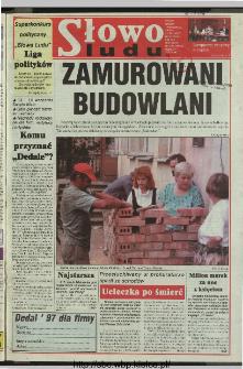 Słowo Ludu 1997, XLVIII, nr 197 (wydanie AB)