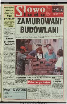 Słowo Ludu 1997, XLVIII, nr 197 (wydanie ABC)