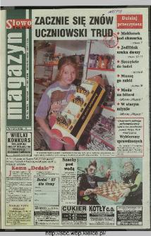 Słowo Ludu 1997, XLVIII, nr 199 (magazyn)